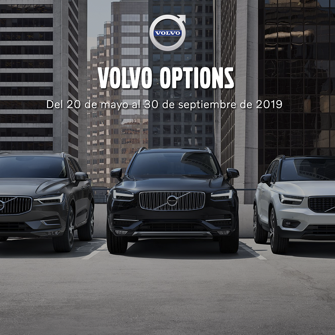 Volvo Options